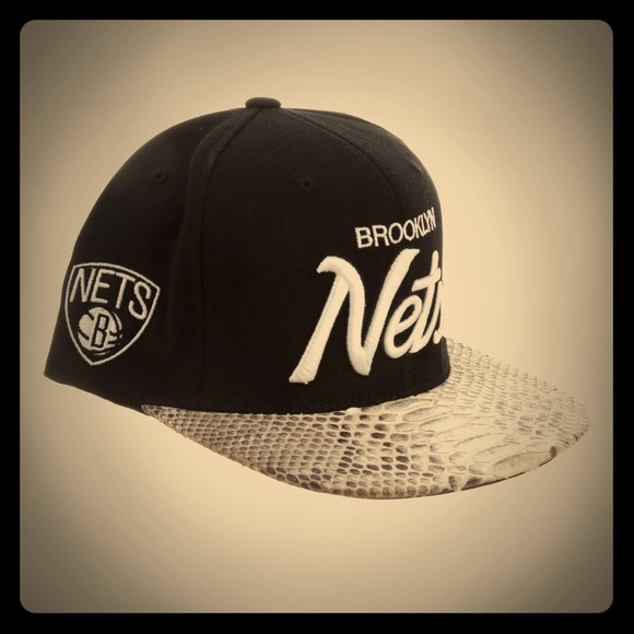 d3a47231a12 Just Don Brooklyn Nets mitchell   ness NWT nyc
